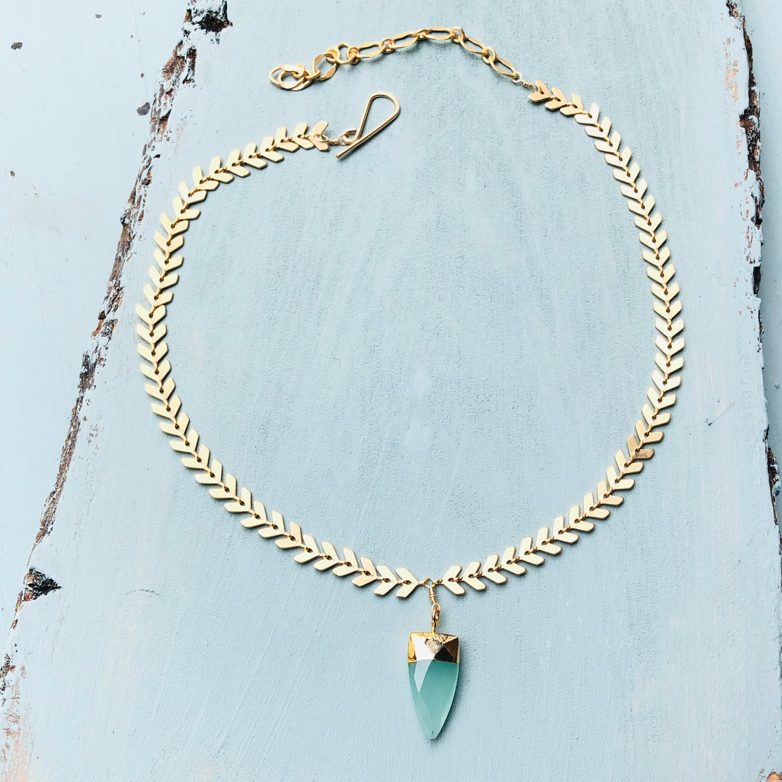 Baby Athena Necklace