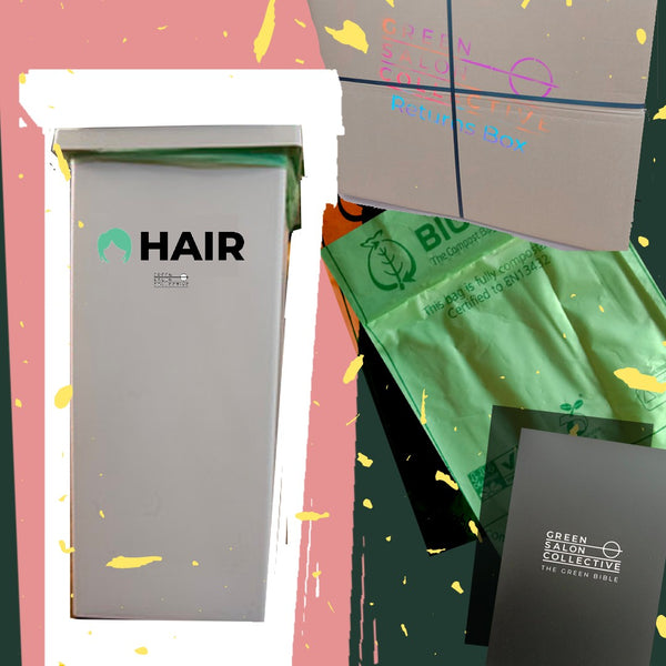 Barber STARTER KIT (hair only) with Returns Box