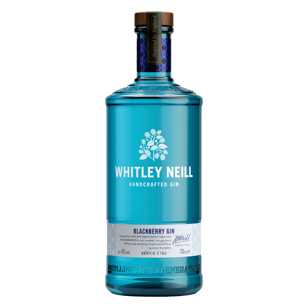 Whitley Neill Blood Blackberry Gin 700ml