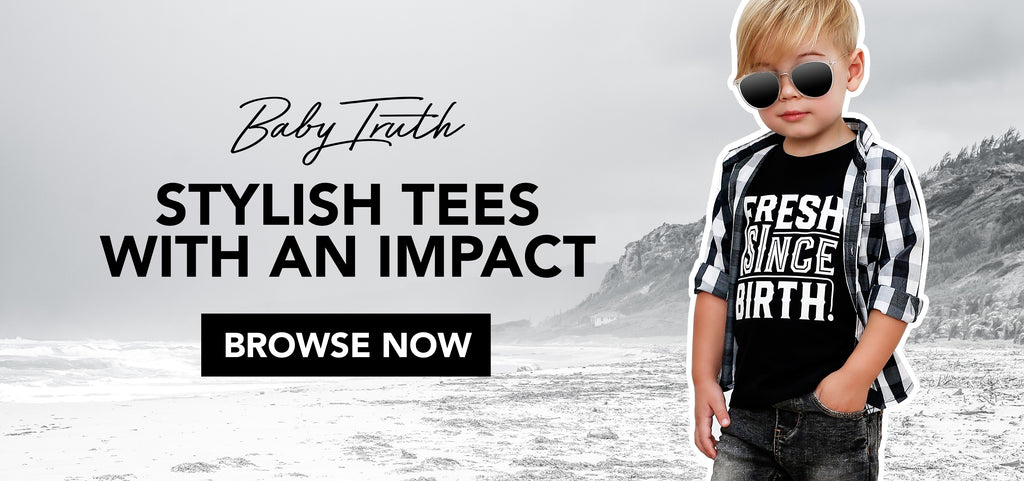 Stylish Tees by Baby Truth