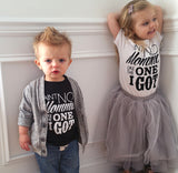 Funny Baby Shirts - Ain't No Momma Like the One I Got Tee | Baby Truth - truth-collection