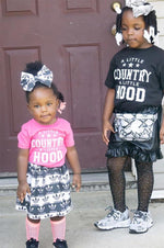 A Little Country A Little Hood Toddler Top - Baby Truth