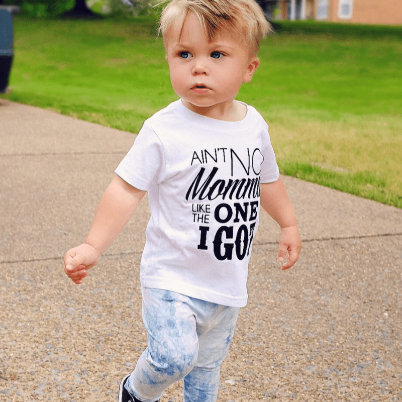 Ain't No Momma Like The One I Got Baby Shirt - Baby Truth
