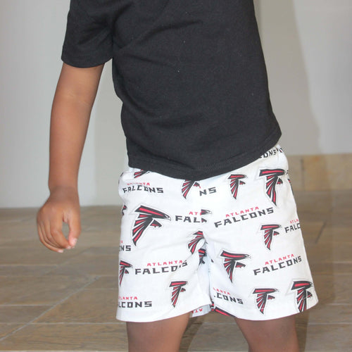 Atlanta Falcons Toddler Shorts - Baby Truth