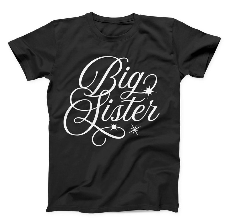 Big Sister Toddler Shirt