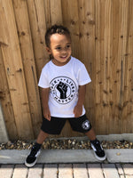Black Lives Matter Toddler Shorts - Baby Truth
