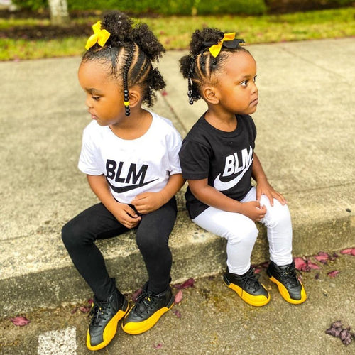 BLM Toddler Tshirt - Baby Truth