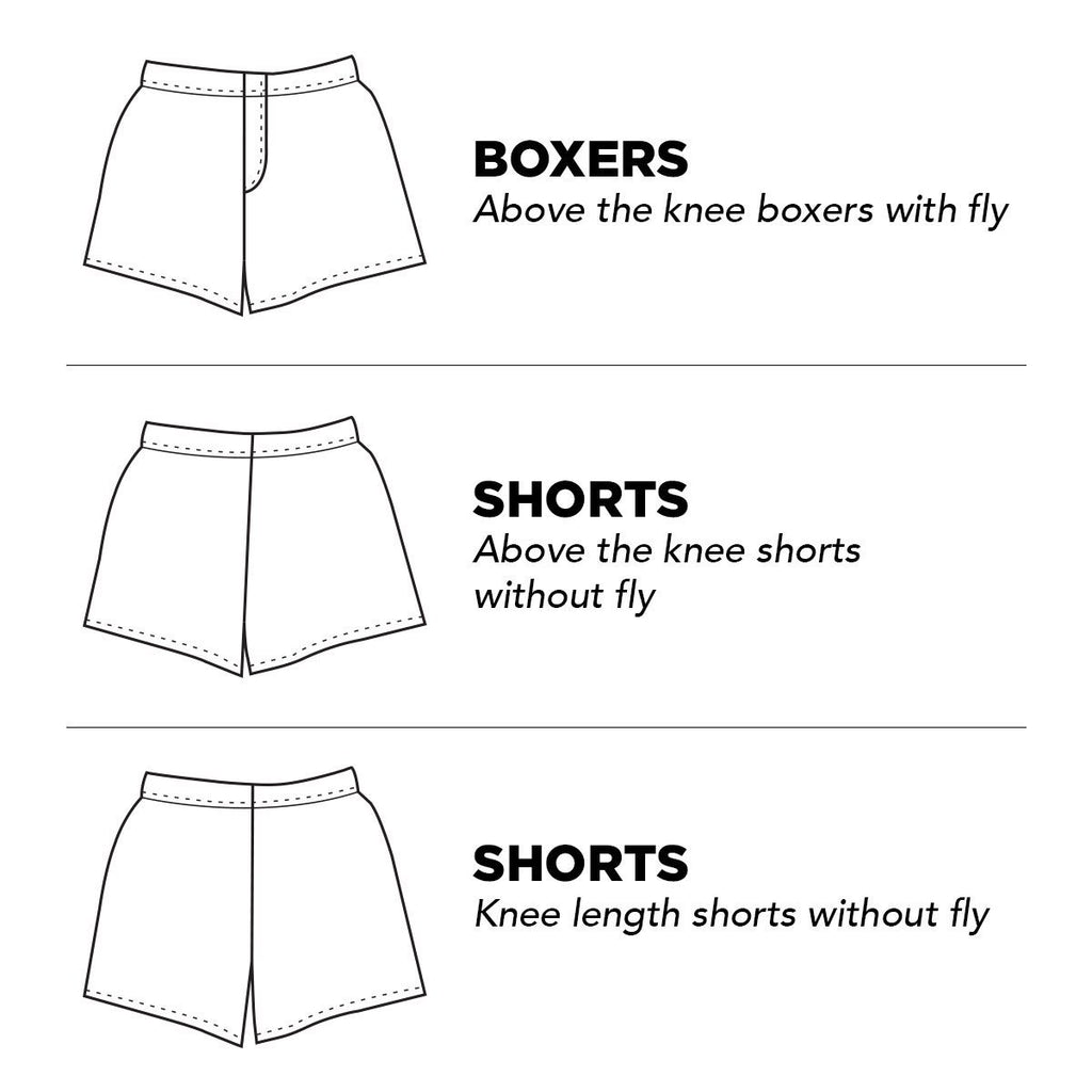 Boys Golf Shorts - Baby Truth