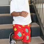 Kids Pikachu Shorts