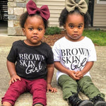 Brown Skin Girl Tee - Baby Truth