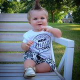 Chillin' Out Maxin Tee | Baby Truth - truth-collection