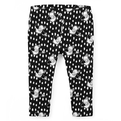 Coming Soon: Dabbin' Through the Snow Toddler Leggings - Baby Truth