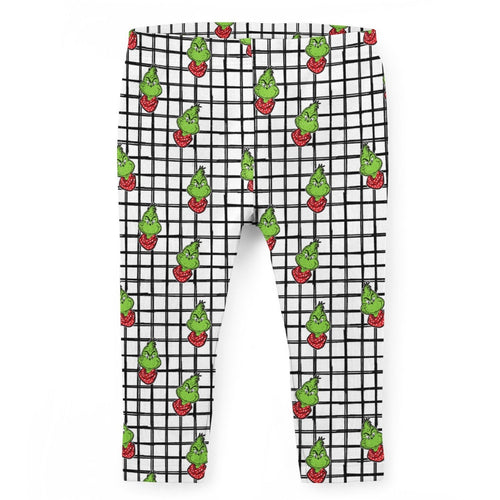 Coming Soon: Move Grinch Get Out the Way Toddler Leggings - Baby Truth