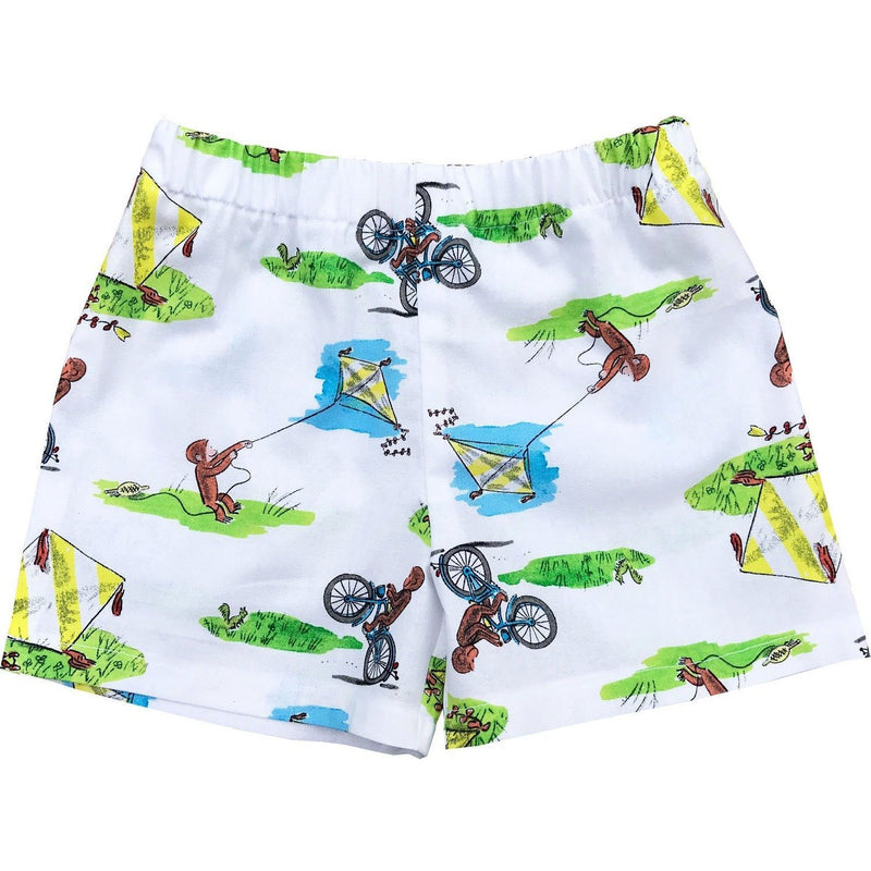 Curious George Boys Shorts - Baby Truth