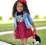Children T Shirt - Curly Headed Cutie Tee | Baby Truth - truth-collection