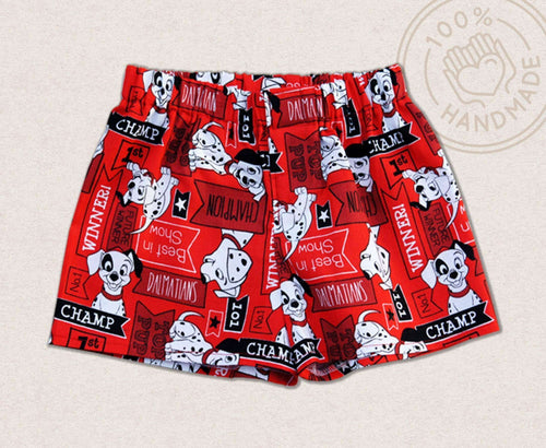 Disney 101 Dalmatians Toddler Shorts - Baby Truth