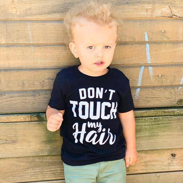 Don'T Touch My Hair T Shirt
