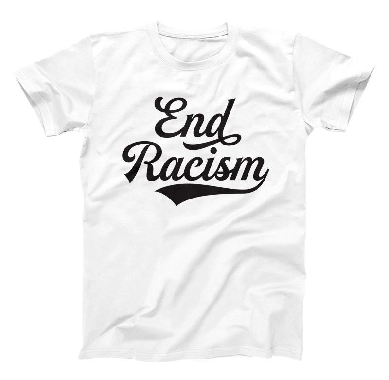 End Racism Toddler Tshirt - Baby Truth