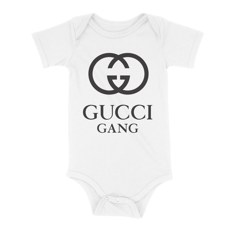 Gucci Gang Baby Onesie - Baby Truth