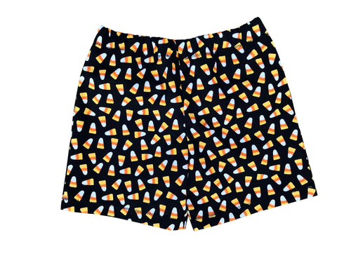 Halloween Candy Corn Boys/Girls Toddler Shorts