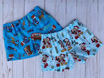 Disney Mickey Mouse Toddler Boxers Shorts