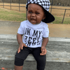 In My Feelings Toddler T Shirt - Baby Truth