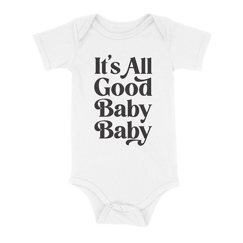 It's All Good Baby Baby Onesie - Baby Truth