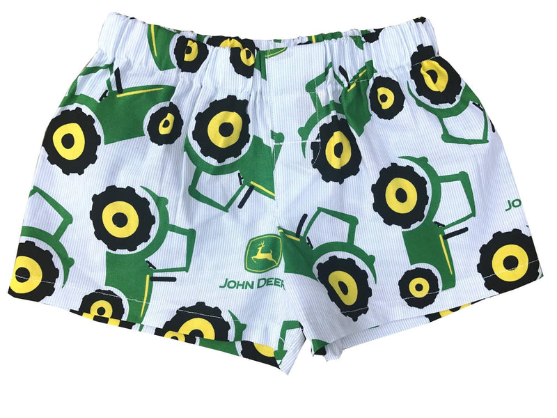 John Deere Kids Shorts Toddler Boxer Shorts