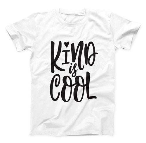 Kind Is Cool Toddler T Shirt - Baby Truth