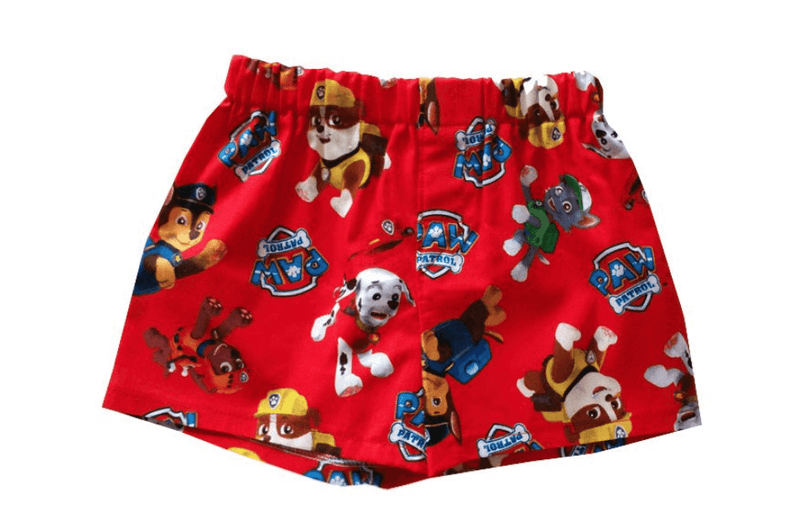 Little Boys' Toddler Paw Patrol Shorts, Kids Shorts