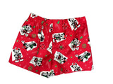 Mickey And Minnie Christmas Kid Shorts - Baby Truth
