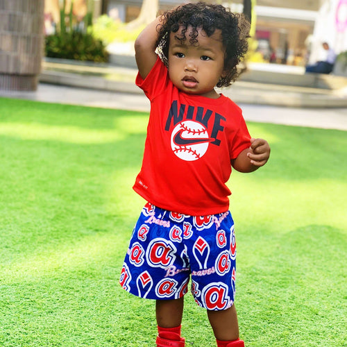 MLB Toddler Shorts - Baby Truth
