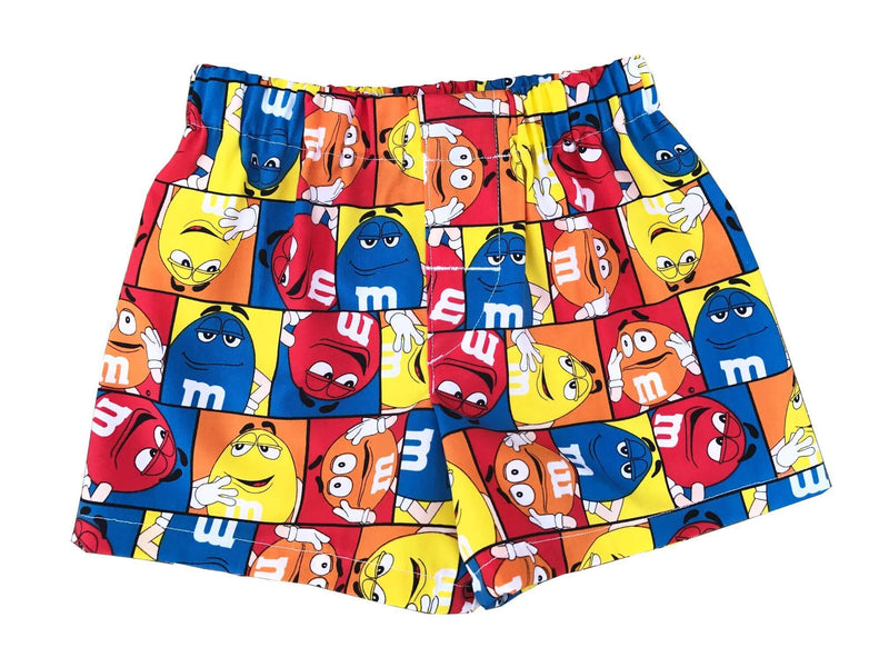 M&M'S Candy Toddler Shorts