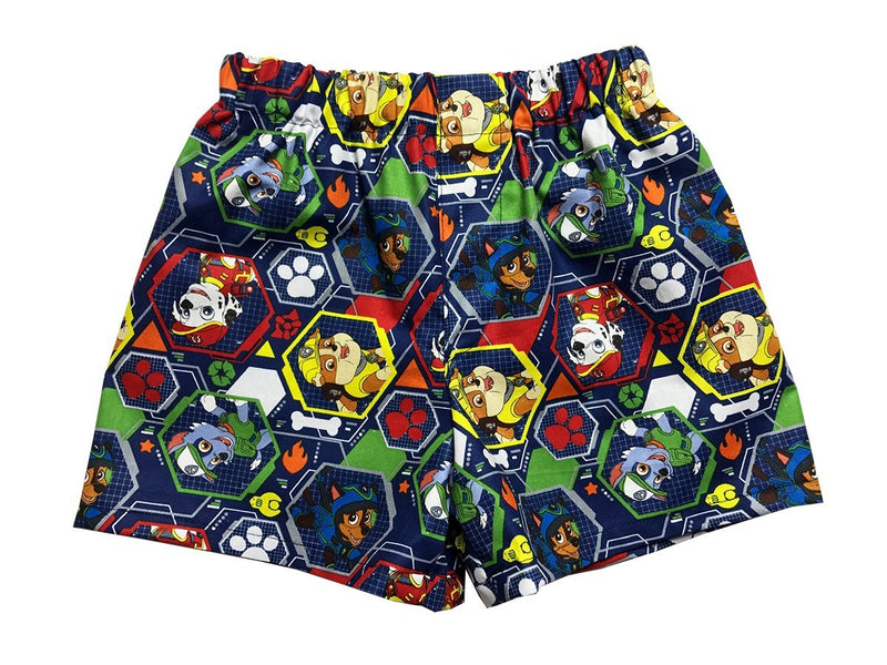 Paw Patrol Baby Shorts - Baby Truth