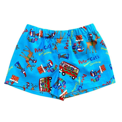 Pete The Cat Toddler Boxers Shorts - Baby Truth