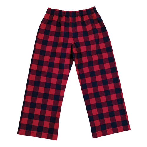 Red Buffalo Plaid Lounging Pants - Baby Truth
