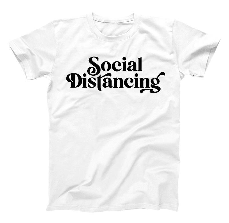 Social Distancing Toddler Shirt - Baby Truth