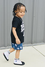 Solar System 2T-5T Toddler t-shirt and Shorts Outfit - Baby Truth