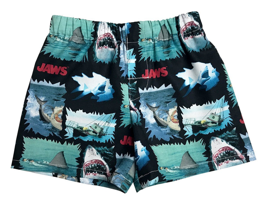 Toddler Boy Shark Shorts - Baby Truth
