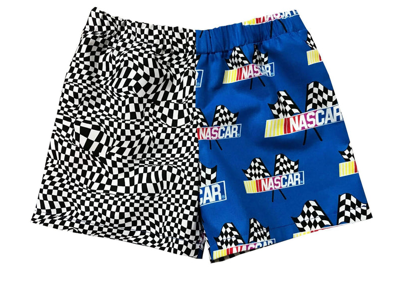 Toddler Nascar Shorts - Baby Truth