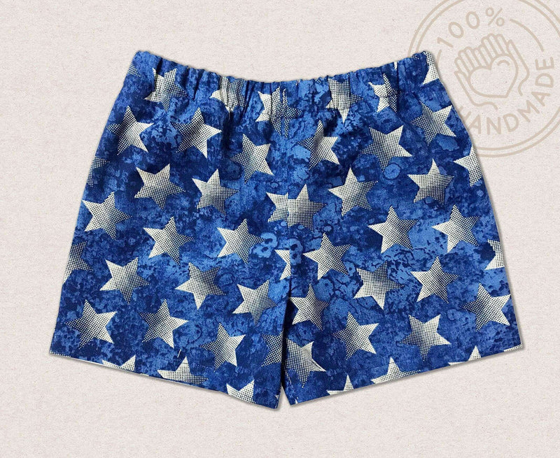 Toddler Patriotic Stars Shorts - Baby Truth