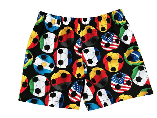 Toddler Soccer Shorts Fifa World Cup - Baby Truth