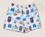 Toy Story Woody And Buzz Shorts - Baby Truth