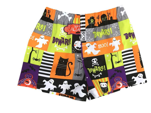 Trick Or Treat Children Boxer Shorts - Baby Truth