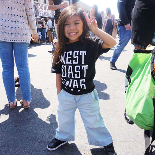 West Coast Swag Toddler Tee - Baby Truth