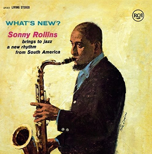 Sonny Rollins - Whats New? LP