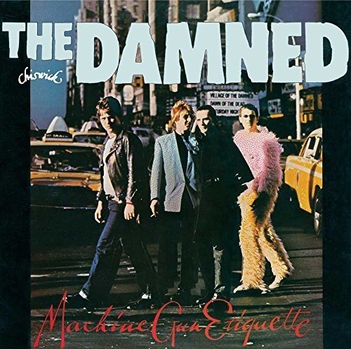 The Damned - Machine Gun Etiquette 2LP