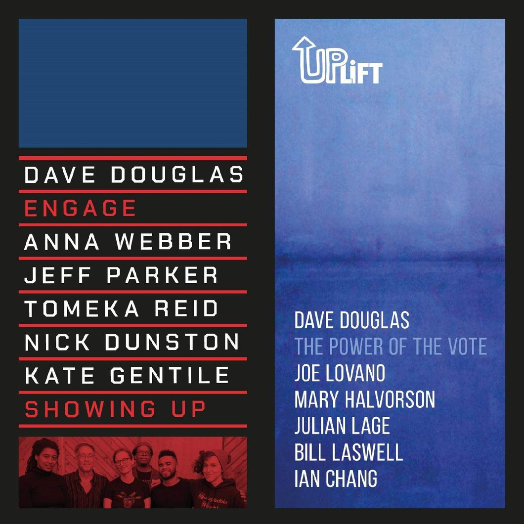 Dave Douglas - Showing Up / The Power Of The Vote 7