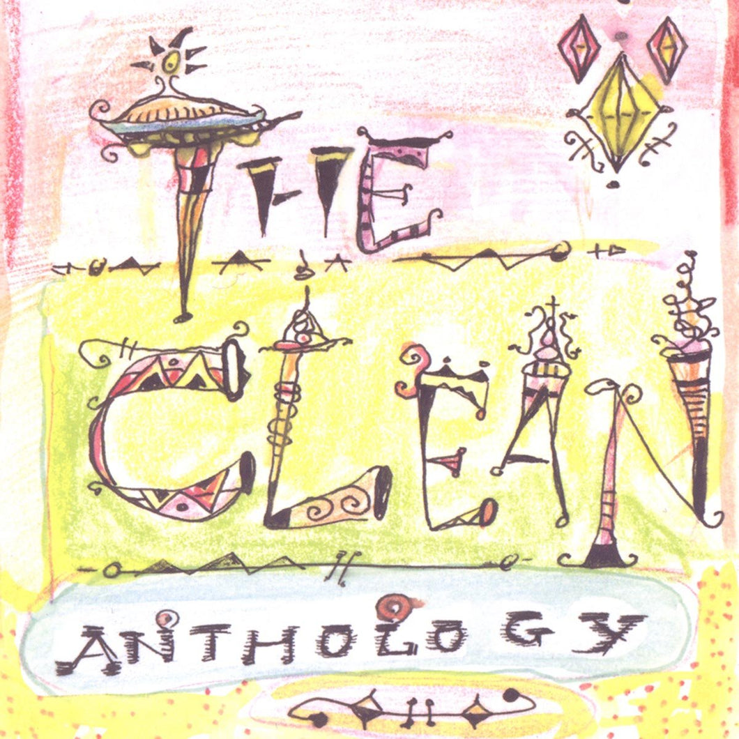 The Clean - Anthology 4LP