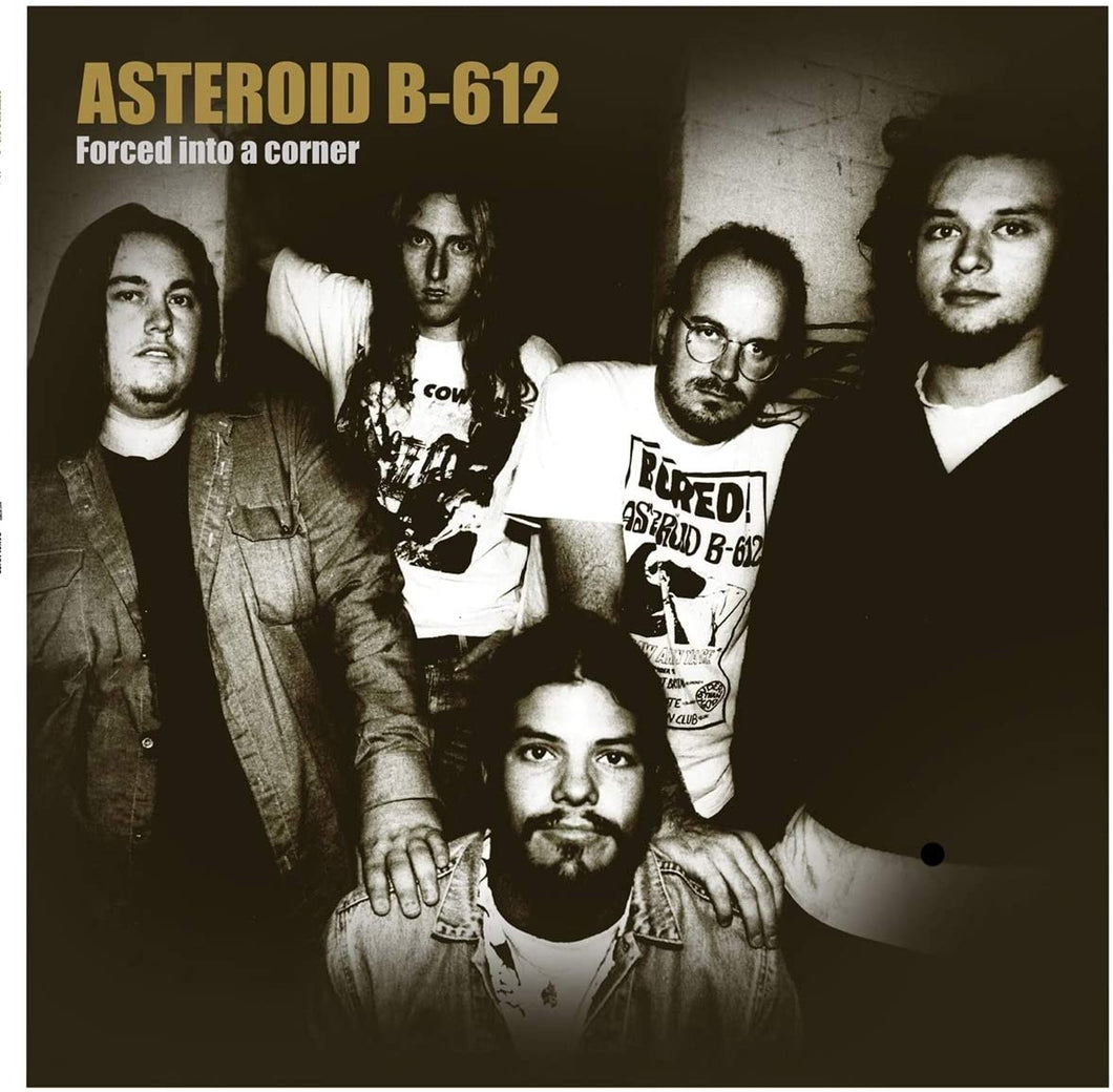 Asteroid B-612 - Forced Into A Corner LP